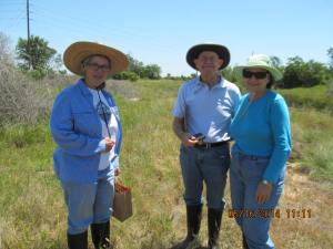 Seed Collecting trip to the Katy Prairie on May 16, 2014