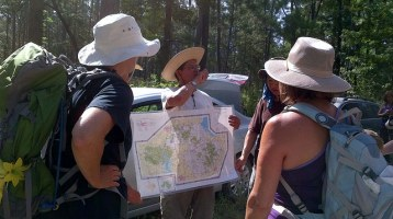 Sam Houston National Forest - Blackland Prairie Sierra Club Field Trip July 12. 140712