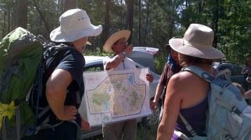 Sam Houston National Forest - Blackland Prairie Sierra Club Field Trip July 12. 140712