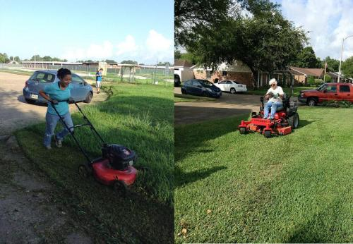 Mowing 9-5-15